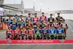 Die MotoGP-Fahrer 2017