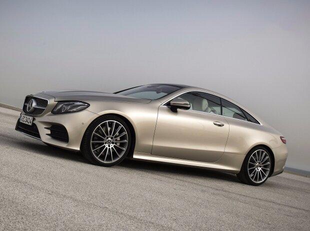 Mercedes Benz E Klasse Coupé 2017