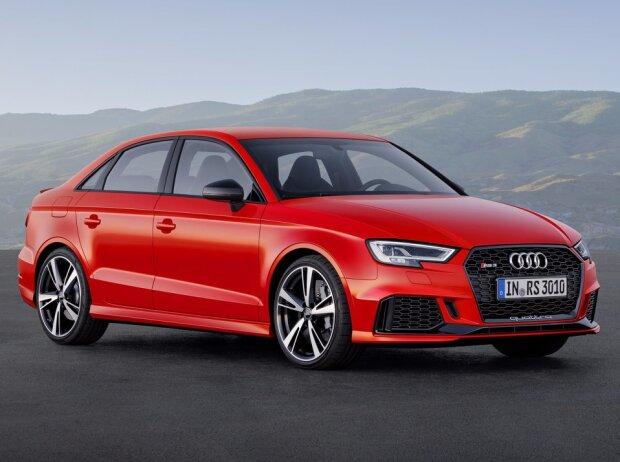 Audi RS3 und Audi RS3 Sportback 2017