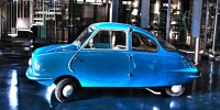 Fuldamobil NWF 200, 1954