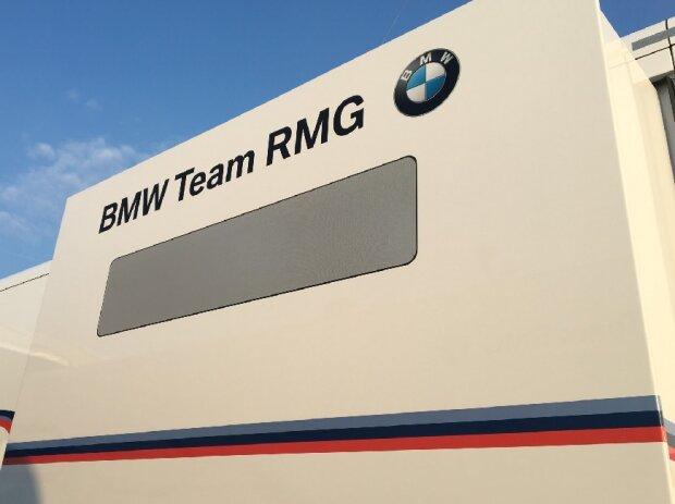 BMW Team RMG, Logo