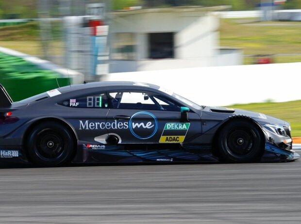 DTM-Mercedes Gary Paffett