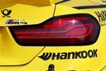 Rücklicht des BMW M4 DTM