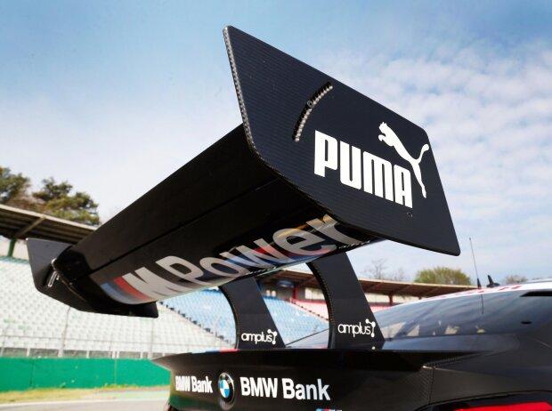 Heckflügel des BMW M4 DTM