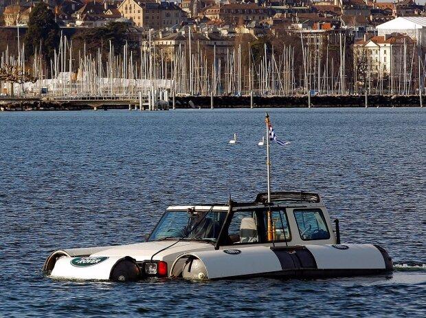 Der alte Disco konnte auch zur See fahren