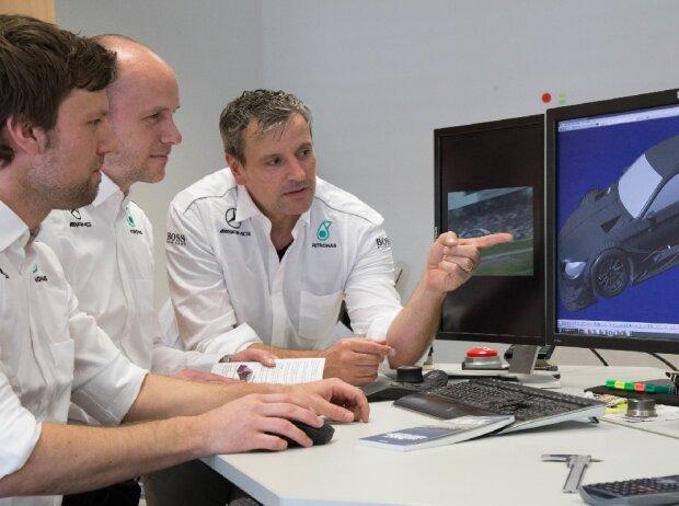 DTM Mercedes Entwicklung
