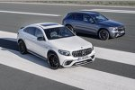 Mercedes-AMG GLC 63 (S) 4Matic Coupe 2017 und Mercedes-AMG GLC 63 (S) 4Matic 2017