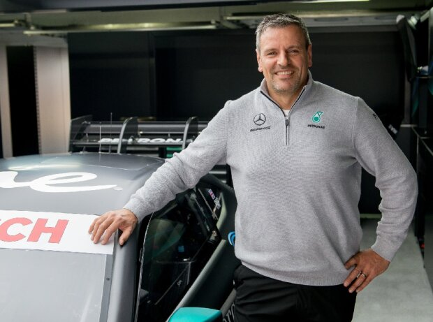 Hubert Hügele DTM Mercedes 2017