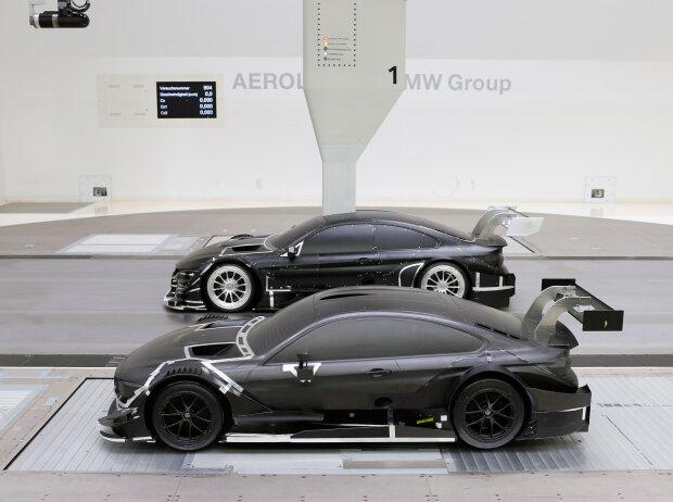BMW-Windkanal in München