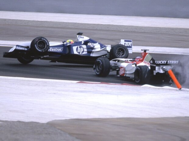 Ralf Schumacher, Takuma Sato