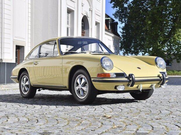 Komplett restaurierter Porsche 911 S (1966)