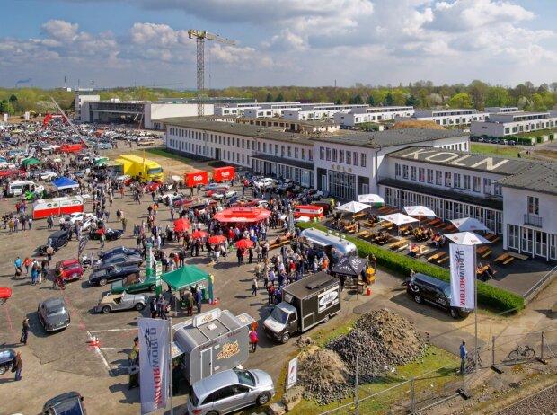 Motorworld Warm-up in Köln