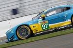 Darren Turner (Aston Martin) und Jonathan Adam (Aston Martin)