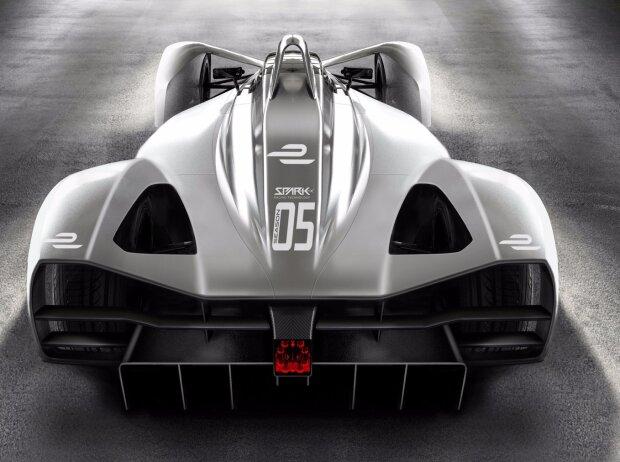 Formel E Designkonzept, 2018/19