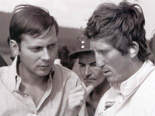 Heinz Prüller, Jochen Rindt