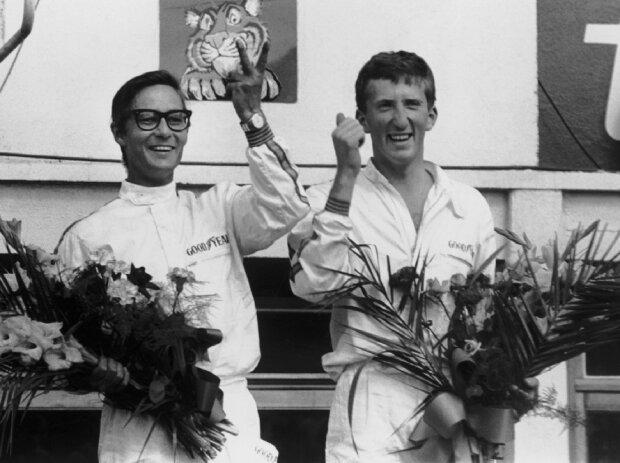 Masten Gregory, Jochen Rindt