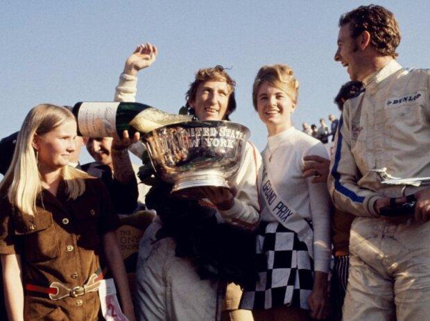 Jochen Rindt, Piers Courage