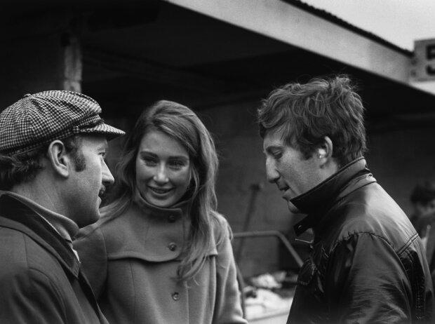 Jochen Rindt, Nina Rindt, Colin Chapman