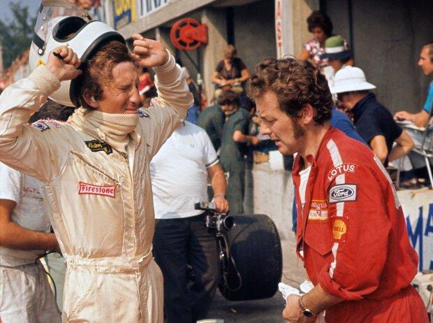 Jochen Rindt, Eddie Dennis