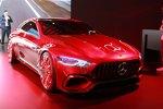 Mercedes-AMG GT-Studie