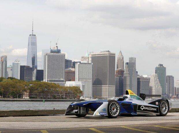 Formel E in New York