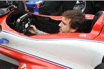Fernando Alonso (McLaren) und