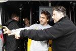 Fernando Alonso (McLaren) und Michael Andretti
