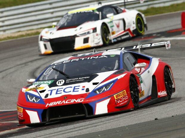 ADAC GT Masters, Testfahrten, Oschersleben, HB Racing, Elia Erhart, Kelvin Snoeks
