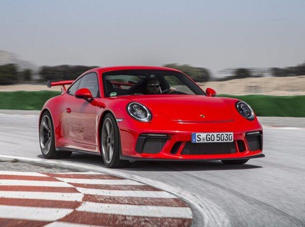Porsche 911 Gt3 2017 Facelift Test Infos Zu Preis Motor Ps