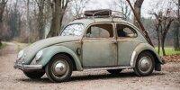 Dieser VW Typ 1 von 1952 erzielte bei Sotheby's 58.240 Euro