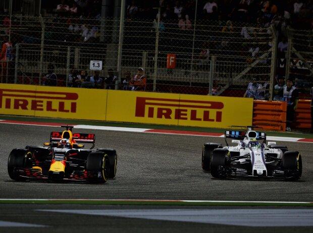 Daniel Ricciardo, Felipe Massa