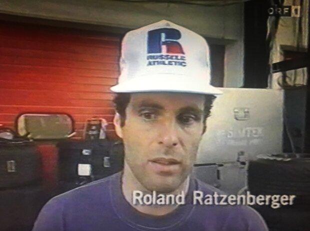 Roland Ratzenberger (Screenshot)