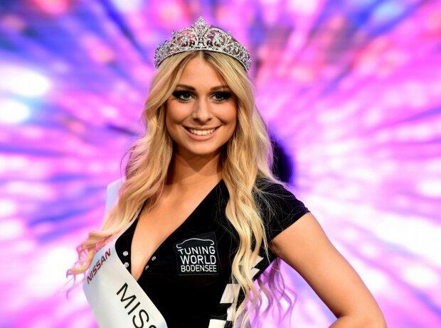 Miss Tuning 2017 Vanessa Schmitt
