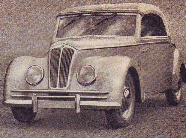 Auto Union-DKW F-8 Baur