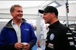 David Coulthard und Petter Solberg