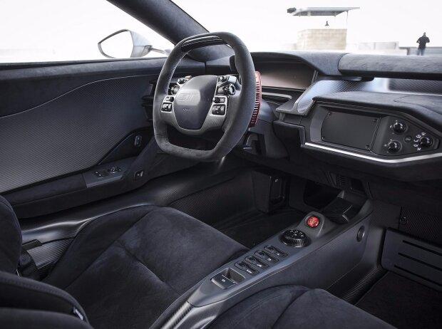 Innenraum des Ford GT 2017