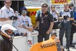 Fernando Alonso (Andretti) und Michael Andretti