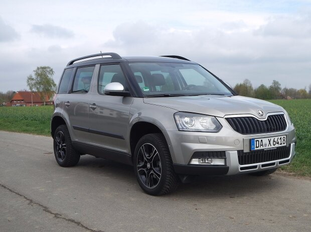 skoda yeti 2017 fahrbericht preis bilder abmessungen. Black Bedroom Furniture Sets. Home Design Ideas