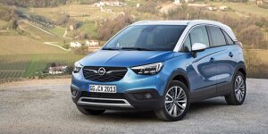 opel crossland x 2017 jetzt noch mehr assistenzsysteme. Black Bedroom Furniture Sets. Home Design Ideas