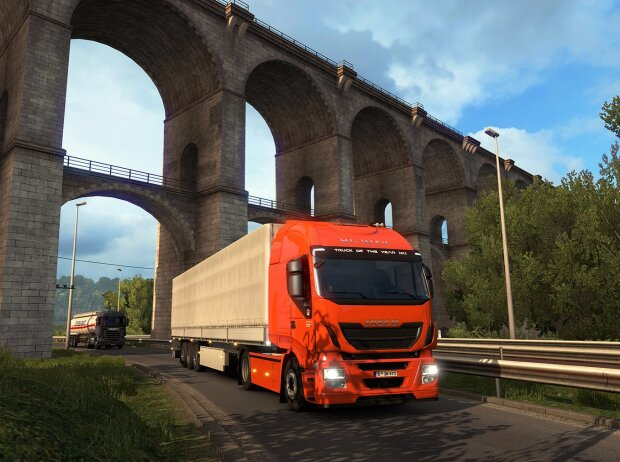 euro truck simulator 2 torrent with crack