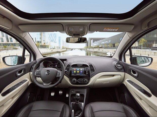 Renault Captur Facelift 2017 Bilder Infos Zu Preise Masse