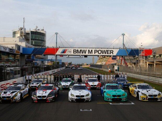 BMW Gruppenfoto