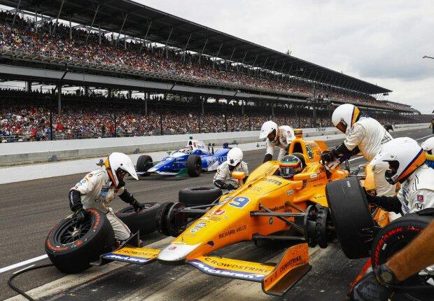 Fernando Alonso  ~Fernando Alonso (Andretti) ~