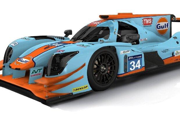 Tockwith Motorsports Ligier-Gibson