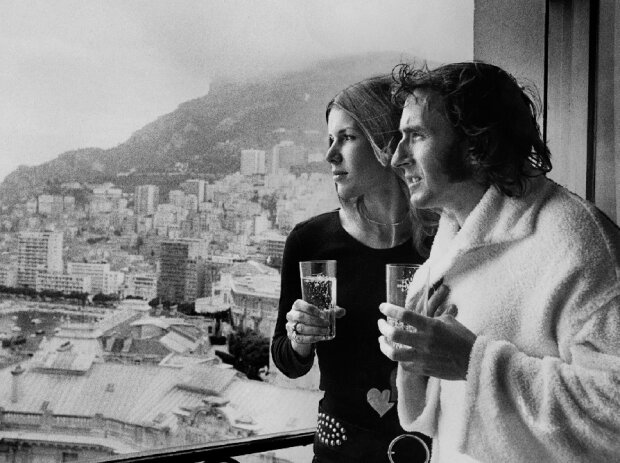 Jackie und Helen Stewart