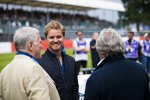 Nico Rosberg und Patrick Head