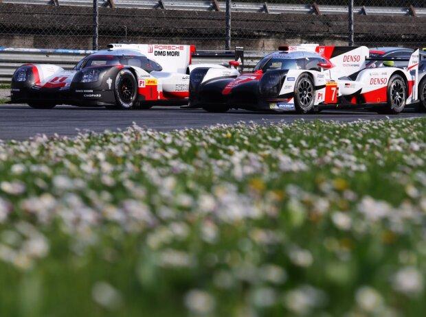 Porsche in der WEC