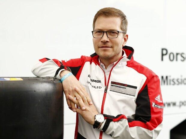 Andreas Seidl Porsche