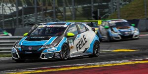 TCR Germany: Meister Files siegt am Samstag