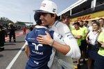 Felipe Massa (Williams) und Lance Stroll (Williams)